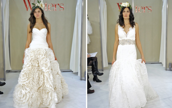Post image for J.Majors Bridal Boutique Trunk Show {Watters & Watters}